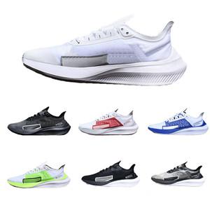 Novas chegadas dos homens Zoom Pegasus 37 tênis de corrida Pegasus 36 Trail Turbo 2 rise prm Atlético Casual Designer Shoes Racers Trainers 36-45