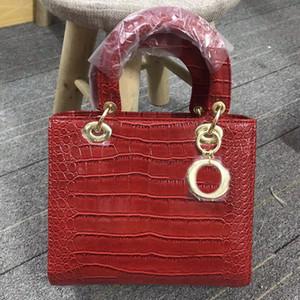 Hohe Qualität Mode Frauen Lila Brieftasche Handtasche Umhängetaschen Handtaschen Damen Klassische Leder Kette Taschen Messenger Schulter Einkaufstasche Taschen
