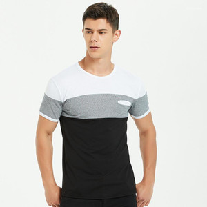 Stampato Polo Tees progettista del Mens Polo Moda Uomo Tops Mens classico a righe