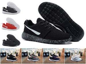 2020 ROSHERUN Tanjun Mens runnning sapatos baratos do desenhador de moda Olímpico de Londres Womens Preto Free Run Branco Triplo Chaussures SAPATILHAS tn