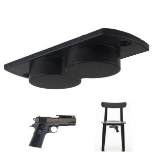 Gun caché Aimant Holster pistolet magnétique Porte sécurité Organisateur pistolet Gun Car Holster