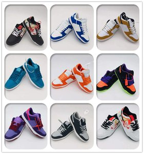2020 SB Men Women Skateboard Shoes Fashion Low Cut Leather Casual Outdoor Dunk Shoes Outdoor Sports Shoes 36-44