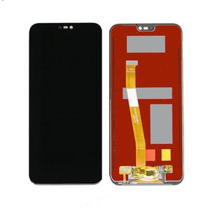 5.84 بوصة شاشة عرض LCD لهواوي P20 لايت NOVA 3E ANE-LX1 ANE-LX2 ANE-LX3 الجمعية لا الإطار استبدال أجزاء الأسود
