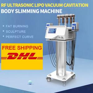 Rf Lipo-Laser-System-Maschine Cavitation RF Gesicht und Körper schlank mini Cavitation Schönheit Rf Lipo-Laser-System Kavitation Maschine