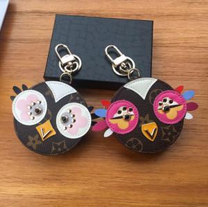Love Bird брелок Key Bag Мини монеты сумка Пара висячей Симпатичный Старый цветок животные автомобиль Подвесок
