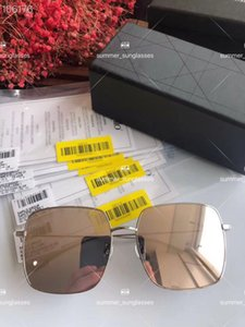 Popular fashion High version luxury classic Designer sunglasses Radiant mirror vintage style outdoor Lovers design classical with BOX