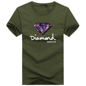 Free Shipping Diamond Supply Co Printed woman T Shirt New Summer T-shirt Harajuku Casual Hip Hop Cotton Tees T-8