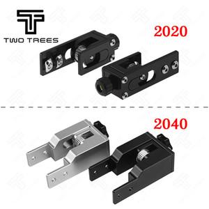 D Impression 3D Printer Parts Accessoires 2020/2040 Mise à niveau V-Slot Profil X-axe synchrone Ceinture extensible Redresser Tendeur ...