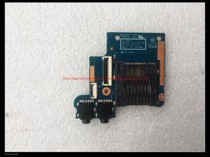 Pour HP Proboook 4440S 4445S carte lecteur de carte audio 11796-1 ROCKY AUDIO BD Câble 48.4SI02.011 15 Rocky S156 Audio FFC 50.4SJ05.001