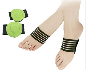 Corretto piede piatto supporto di arco Plantari donne uomini e mezzo dei sottopiedi del pattino piedi Manutenzione Accessori Scarpe Pad