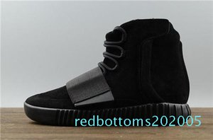 19designer shoes Kanye West 750 boots Light Grey Brown sneakers Triple Black basketball shoes 750 basketball shoes Outdoor jogging shoe r05