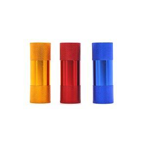 HORNET Alüminyum Polen Basın Baskı Kompresör gaz kraker, krem kırıcı, N20 açacağı biz de öğütücü tütün, sigara boruları HG009 kaynağı