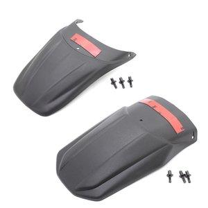 ABS Черная передняя Fender Mud Guard Extender, пригодный для Honda CB500X 2013-2018 CB500X 2019-2020 Мотоциклы