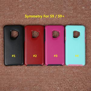 Simetria Para Samsung Galaxy S8 S8 PLUS S9 S9 PLUS Atacado Moda Designer Phone Case resistente sujeira TPU PC