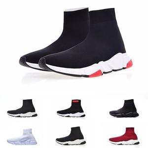 Erkek ve Bayan Rahat Ayakkabılar Zoom Slip-on Speed Trainer Düşük Mercurial XI Siyah Yüksek Moda yardım Çorap ayakkabı Sneakers iyi zapatillas 2019