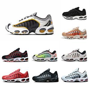 2020 OG Degrade Tailwind 4 IV erkek Koşu Ayakkabı Üniversitesi kırmızı Lacivert ve Altın Siyah Saf Platin SUP hava Yastığı erkekler spor Sneakers 40-45