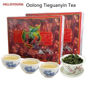 chá 250g chinês Oolong Orgânicos Taiwan Alta Montanha Tikuanyin Tieguanyin Chá verde chá novo Spring Green Seleccionados Food