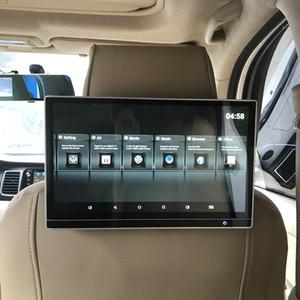 12,5 pouces sous Android 8.1 OS voiture Fournitures Auto Kits Têtière vidéo Moniteurs tactiles pour Série 3 GT AV Entrée HDMI Sortie TV écran