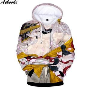 top animazione 3D touken Ranbu linea felpa moda Pullover primavera autunno alto maschile 3D cappuccio da donna Felpa con cappuccio, più 4XL