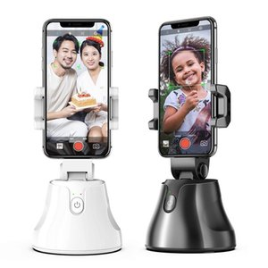 All-in-one Intelligente Auto-Shooting Apai Genie Selfie Stock-360 Rotation Auto Face Tracking Objektverfolgung Vlog Halter Live-Kamera-Telefon