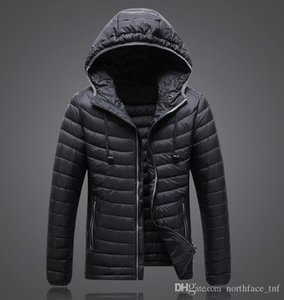 Hafif ceketler açık ceket Aşağı 2018 Erkek Packable Klasik marka kuzey Su yüz ceket 1503 mens