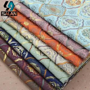 tapisserie rétro modèle haute - imitation de qualité tissu de fils Xiangyun impression numérique main vent chinois - tissu jacquard