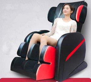전동 마사지 의자 완전 자동 전신 소형 4D 반죽 및 반죽 다기능 마사지 기계