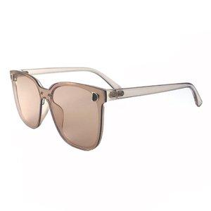 편광 선글라스 블랙 브라운 스테인레스 스틸 프레임 UV400 남성 운전 안경 T200619 # 714
