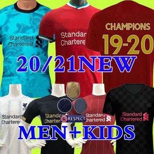 Liverpool Ливерпуль Мохамед М. Салах футболка 2021 футболка 19 20 21 ВИРДЖИЛЬ МАНЕ ФИРМИНО КЕЙТА МИЛНЕР ШАКИРИ вратарь мужчины детский комплект