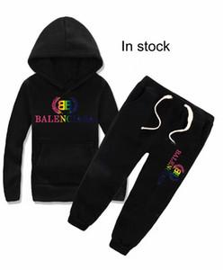새로운 제품 프로모션 아기 의류 아이들의 의류 가을 새로운 패턴 남성 소녀 스웨터 한 벌 옷을 어린이 설정