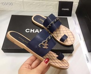 Fashion Luxury designer sandals forward hot sale Flip Flops for women designer flat slippers High quality Slippers