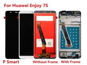 100% testé P intelligent 5,65 pouces Écran + écran tactile Digitizer remplacement écran à cristaux liquides pour Huawei Profitez 7S FIG-LX1 FIG-LA1
