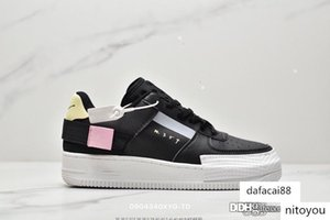 Type N.354 Utility 1s Classic White Black Mens Running Shoes Sports Skateboard Dunk One af1 1'07 SE PRM Womens Sneakers Chaussuresbrand