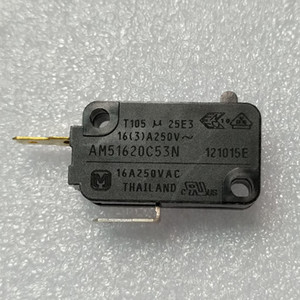 AM51620C53N AM51620C53N-A 250V 16A Limit switch Brand new original authentic Micro Switch Circuit protection switch Normally closed
