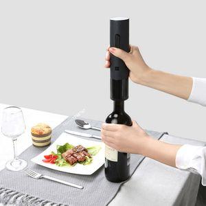 الأصلي XIAOMI Youpin Huohou التلقائي النبيذ الأحمر فتاحة زجاجات الكهربائية المفتاح احباط كتر كورك خارج أداة للسمارت هوم كيت 3007077C6