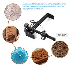 2.3W-20W Laser Engraving máquina de alta velocidade Mini laser desktop gravador impressora portátil Household Art Craft DIY Engraving