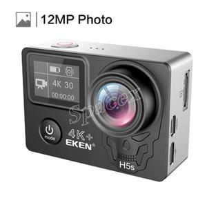 2 inch Original EKEN H5S plus Waterproof DV with Native 4K Ultra HD Sports Camera WIFI HDMI 170 Wide Angle 2.4G Remote