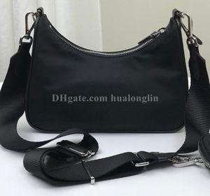 Женщина сумки на ремне, первоначально коробка высокого качества сумки посыльного сумки кошелек мода крест тела