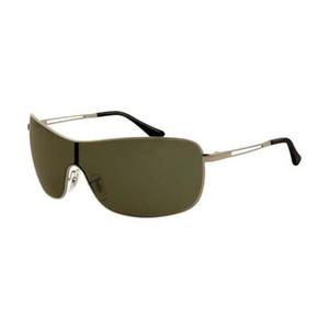 Старинные солнцезащитные очки Мужчины Женщины Сиамские рамки Мода Дизайнерские Гуды УВ400 Солнцезащитные Очки Бренд Спортивные Очки 34А2 С Случаями