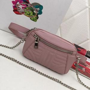 Designer-bags waist purse bag luxury women designer bag fanny pack PARAD purse belt real leather bag