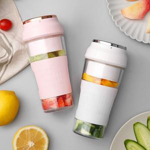 300ml mini-Juicer tasse de jus Rechargeable Portable Maker légumes fruits Milkshake Mixeur Mini alimentaire Blender