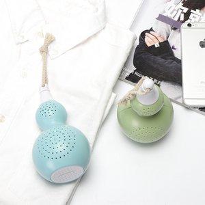 Gourd Art Aromatherapie Box Hangable Bedroom Schrank Geruch Entfernen Frische Tasche Deodorant Bambuskohle-Pack Haushalt Air Purif