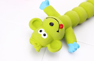 Dog toys cat toys dog supplies sound chew squeaker squeaky lovely pet toys monkey pig dog
