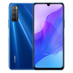 "Huawei original de disfrutar de 20 Pro teléfono móvil 5G 6 GB de RAM 128 GB ROM MTK 800 Octa Core Android 6.5"" teléfono celular 48MP AI huellas dactilares de identificación de pantalla completa"