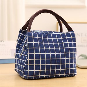 Insulated Coolers Lattice Lunch Bags Warm Sack Tote Ice Pack Office Worker Fashion Outdoors Portable 5 2pd UU