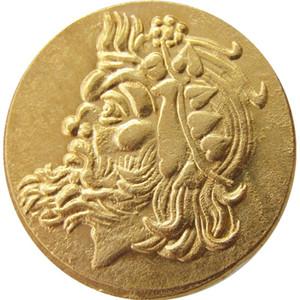 G (07) 보스 포러스 340BC의 PANTIKAPAION 인증 AU 고대 그리스 그리스 동전 희귀 품