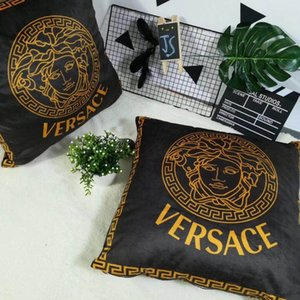 2pcs / set Luxury Pillow Covers High-end Tassel Almofadas Sofá luxuoso Throw Pillow Case for Início cama ou PC01 Car