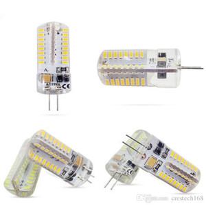 G4G9 LED 1.5 Вт 3 Вт 4 Вт 5 Вт 7 Вт AC DC 12 В 220 В 110 в галогенная лампа свет 360 угол луча Рождество светодиодные лампы лампы CRESTECH