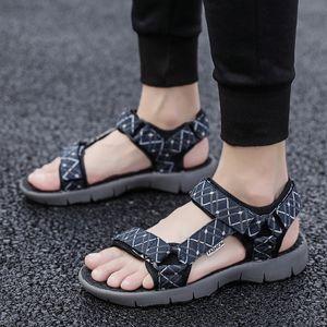 2020 Hot Sale Sport Sandals Men Anti-Slippery Beach Shoewear Brand Designer Outdoor Sandal for Man Wearable Trekking Sandals Men