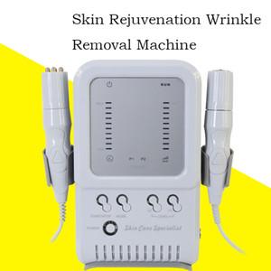 Máquina de eliminación de arrugas para el rejuvenecimiento de la piel del ccsme Dispositivo de masaje facial con masaje de radiofrecuencia bipolar de mesoterapia no-aguja FG-200